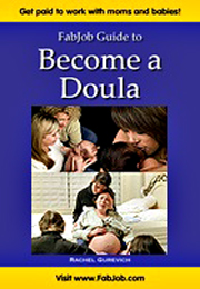 Become a Doula - Click for more information